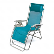 Kampa Opulence Tealicious Relaxer Camping Chair